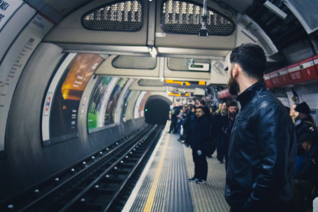 只是搭個地鐵,怎麼錢包就不見了…