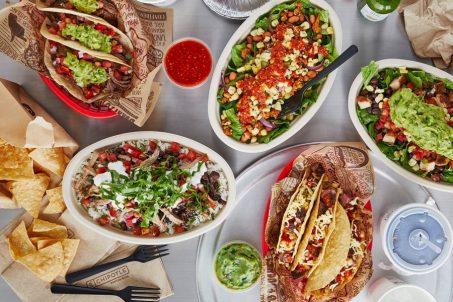 逆境中大舉投資 Chipotle 墨西哥餐廳業績報喜漲不停